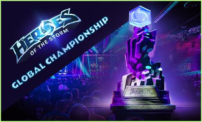 HotS Global Championship cup