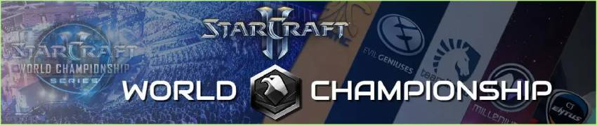 Starcraft 2 World Championship esports bets