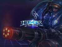 heores of the storm logo
